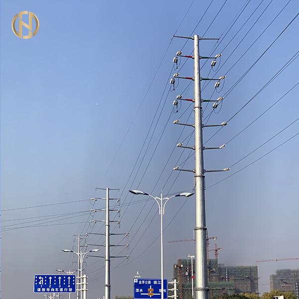 China Emergency Power Transmission 132kv Prefabricated